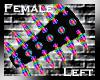 [GEL] Rainbow Spikes (L)