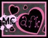 AFK Sign ~ Hearts