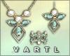 VT | Pastel Jewel´s Set