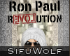 SW|RonPaul Love HeadSign