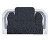 !K69! Gray Makeout Chair