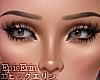 [E]*Thin Eyebrows*