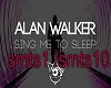 alan wal sing me to slee