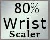 Wrist Scale 80% MA