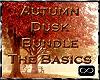 [CFD]Autumn Dusk-Basics