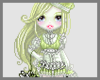 Green Lolita Doll
