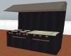 Black n stainless stove