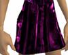Pink Pvc Skirt