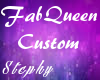 FabQueen Custom Room