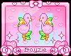 Festive Flamingo's