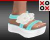 Aqua Baby Doll Sandals