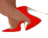 Fayette-Cherry Heels