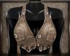 """"""" Brown Vest"""
