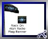 *T* Flag Banner for ROAR