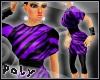 Shazzam!~Dress [purple]