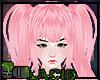 Pink Big Pigtails