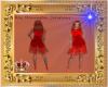 Black & Red Dance Dress