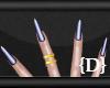 {D} LT Purple Nails