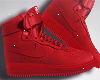 💎 Nike Air Force Red