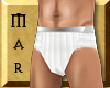 ~Mar Underpants Sil-Wh