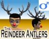 Reindeer Antlers -Mens
