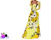 Dasies spring gown