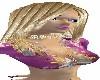 Streaked Blonde Mae