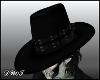 D- Muertos Blck Tall Hat