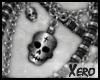 ✘. Skull Beads
