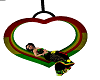 one love heart swing