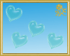 Aqua Love Bubble Effect