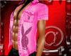 @sh*Pink Playboy Vest