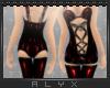 Vanity ;; Red | Black