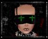 [zuv.]blindfold green