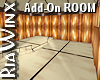 Wx:MC Add On Room