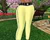Yellow Skinny Pants RLL