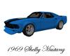 ~CA~Blue Mustang V.2