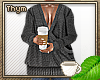 D Gry Wrap Sweater V2