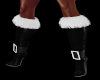 Santa Boots [blk&wht]