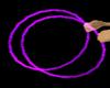 Purple Rave Hoop