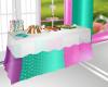 *FV*Clinic buffet table