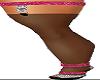 {D}Leopard and Pink Heel