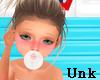 Unks White BubbleGum