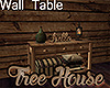 M Tree House Wall Table