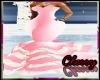 XXL Pink Winter Gown