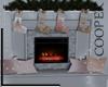 !A fireplace