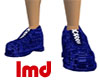 Blue Bandana Shoes LMD
