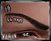 V-T3XiiN Custom Brows