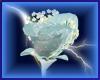 frostblue Tux Flower