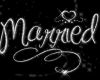Married diamond sticker